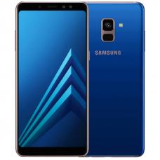 Samsung Galaxy A8 (2018) Blue Идеальное Б/У