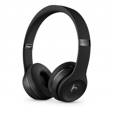 Beats Solo3 Wireless Headphones The Beats Icon Collection - Matte Black